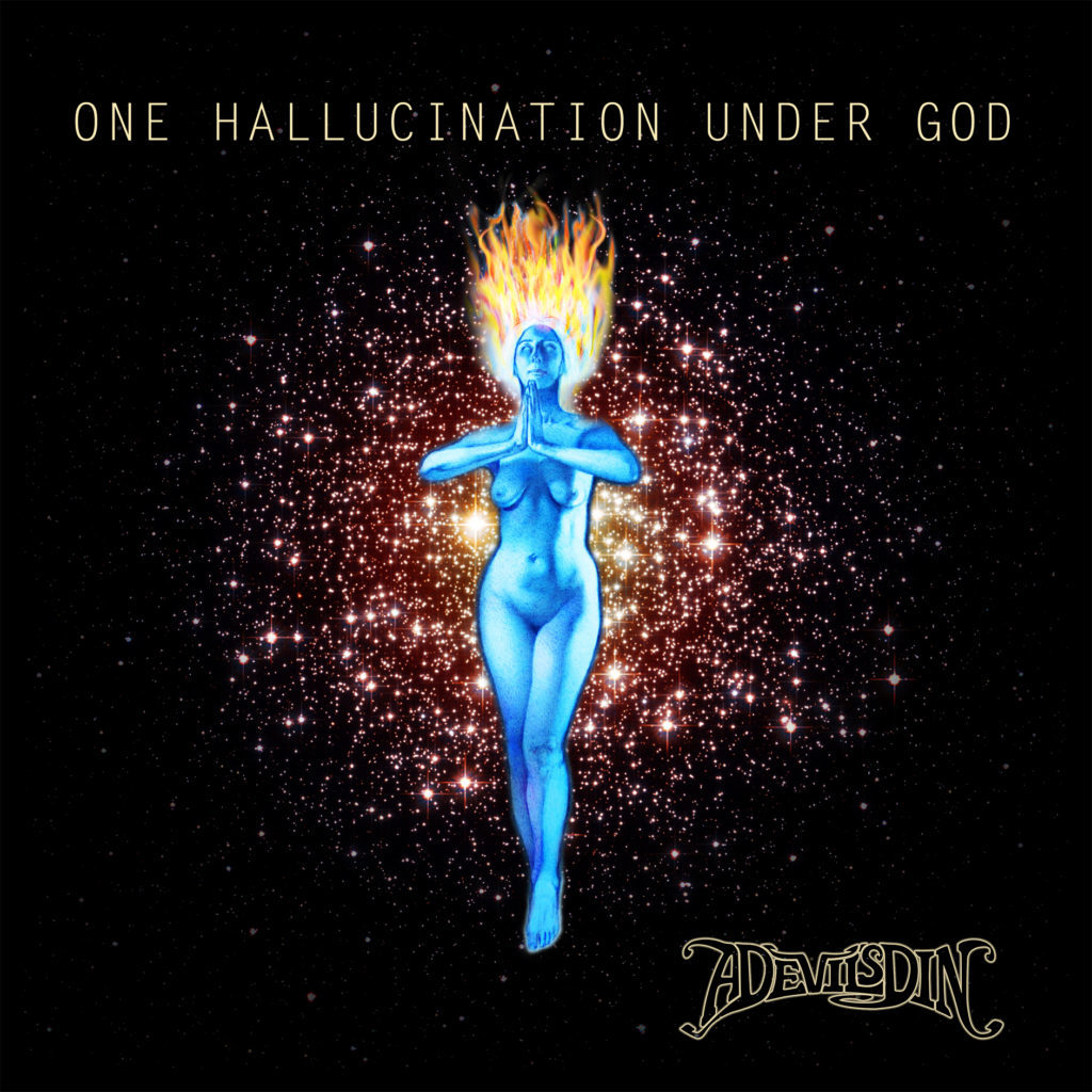 ONE HALLUCINATION UNDER GOD ALBUM COVER_halfSize
